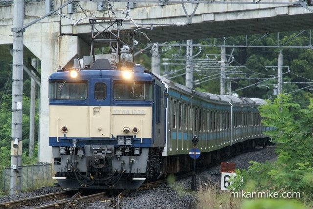 209系ウラ49+8編成(トリミング)