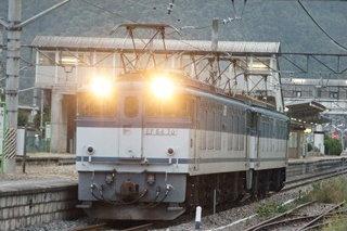 EF64-70+EF64-75 8560レ