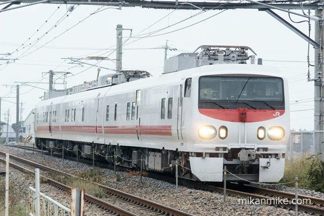 E491系East i-E 篠ノ井線
