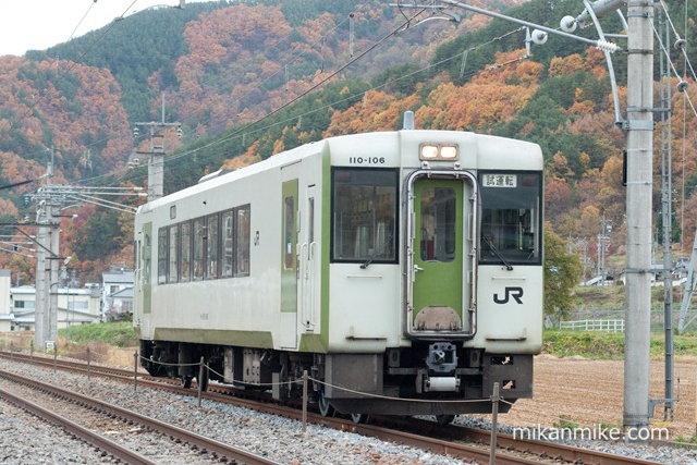 キハ110系(110-106)