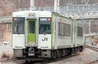 キハ110系(110-119+110-117) 回送