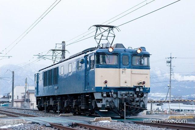 EF64-1031 単機回送