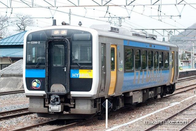 キハE200-2 回送